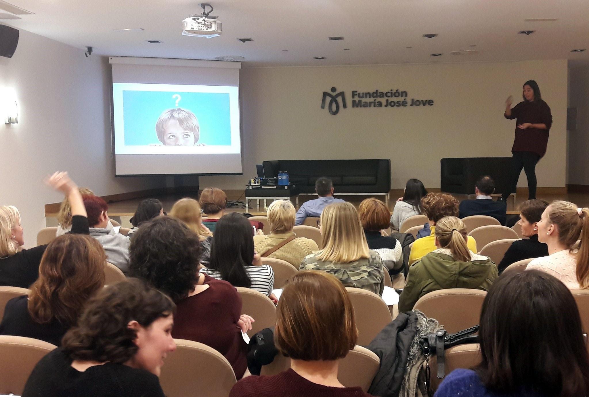 Actividad perteneciente al programa Educa Saúde