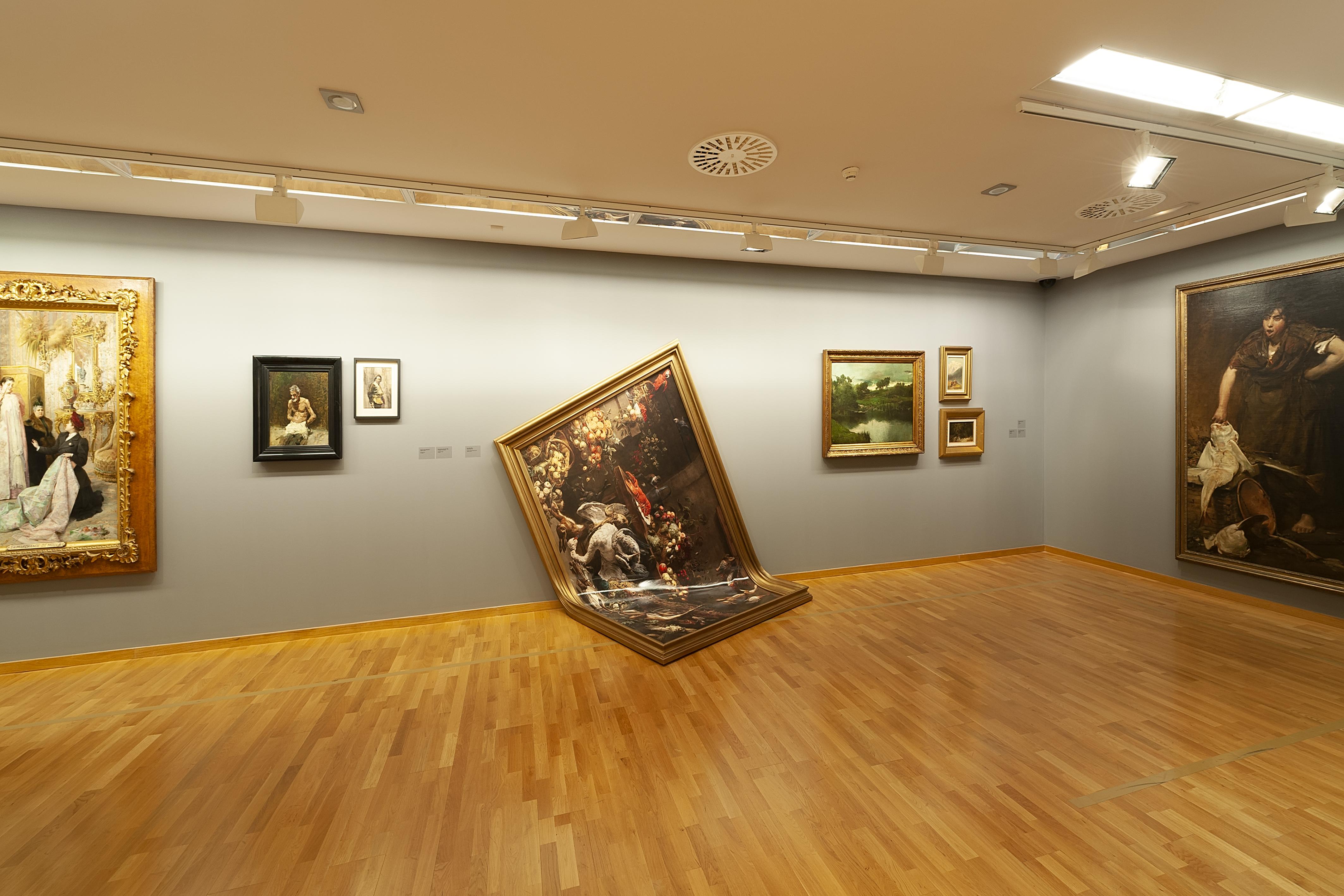 Sala de exposición permanente