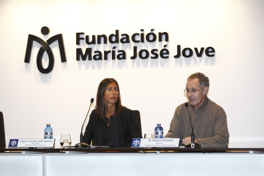 Imagen de la intervención de las partes implicadas en el programa